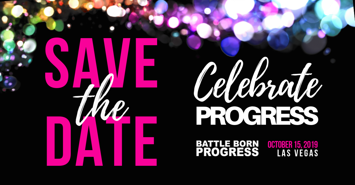 Join us for Celebrate Progress 2019 in Las Vegas!